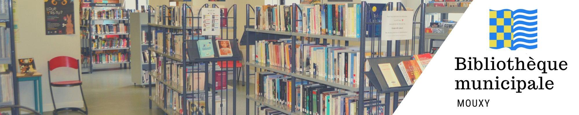 Bibliothèque de Mouxy